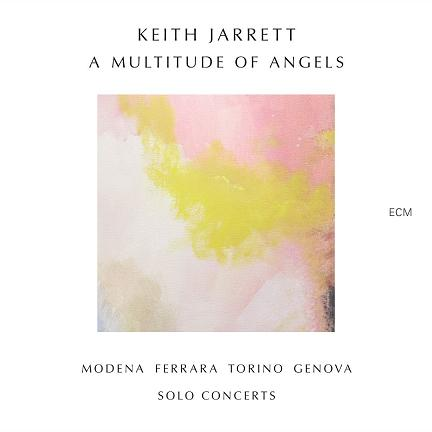 JARRETT, KEITH – A MULTITUDE OF ANGELS (4xCD)