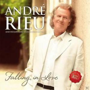 ANDRÉ RIEU – FALLING IN LOVE (CD)