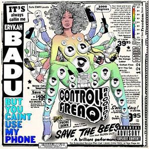 ERYKAH BADU – BUT YOU CAINT USE MY PHONE (LP)