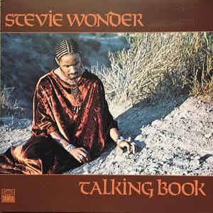 WONDER, STEVIE – TALKING BOOK (LP)