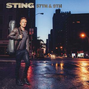 STING – 57TH & 9TH (LP)