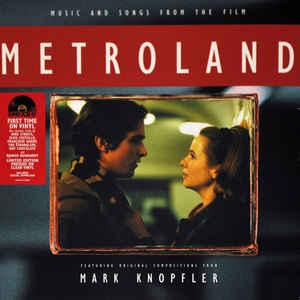 KNOPFLER, MARK – METROLAND (LP)