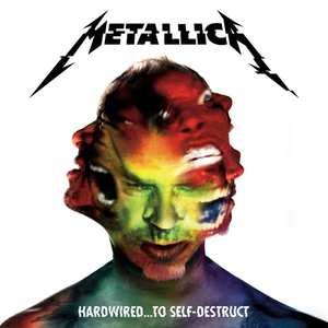 METALLICA – HARDWIRED…TO SELF-DESTRUCT (2xLP)