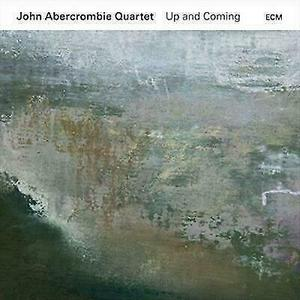 ABERCROMBIE, JOHN -QUARTE – UP AND COMING (CD)