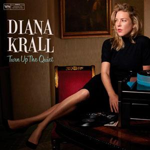 KRALL, DIANA – TURN UP THE QUIET (2xLP)