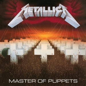 METALLICA – MASTER OF PUPPETS (LP)