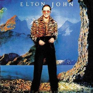ELTON JOHN – CARIBOU (LP)