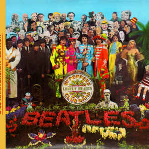 BEATLES – SGT.PEPPER'S LONELY HEARTS CLUB BAND (2xCD)