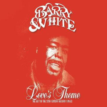 WHITE, BARRY – LOVE'S THEME: THE BEST OF (2xLP)