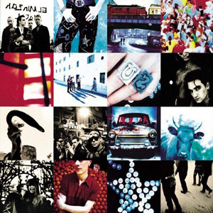 U2 – ACHTUNG BABY (2xLP)