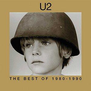 U2 – BEST OF 1980-1990 (2xLP)