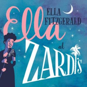 FITZGERALD, ELLA – ELLA AT ZARDI'S (CD)
