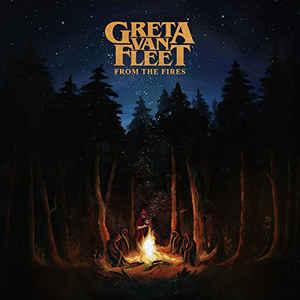 GRETA VAN FLEET – FROM THE FIRES (CD)
