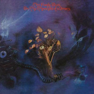 MOODY BLUES – ON THE THRESHOLD OF A DREAM (LP)