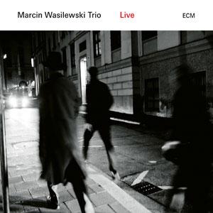 MARCIN WASILEWSKI TRIO: LIVE –  (CD)