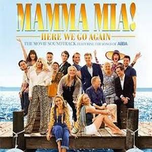 OST – MAMMA MIA! HERE WE GO AGAIN (CD)
