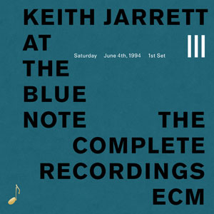 KEITH JARRETT: AT THE BLUE NOTE, 3RD CD –  (CD)