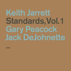 JARRETT, KEITH/GARY PEACO – STANDARDS VOL.1 (CD)