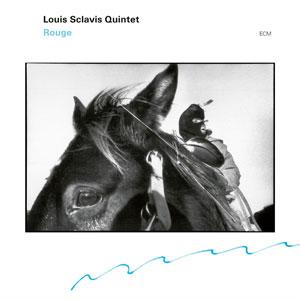 LOUIS SCLAVIS QUINTET: ROUGE –  (CD)