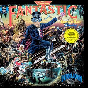 JOHN, ELTON – CAPTAIN FANTASTIC AND THE (LP)