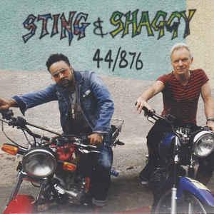 STING & SHAGGY 44/876 –  (CD)