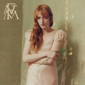 FLORENCE & THE MACHINE – HIGH AS HOPE (CD)