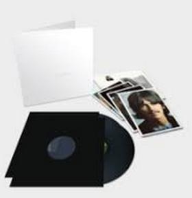 BEATLES – WHITE ALBUM -50TH ANNIVER (2xLP)