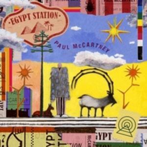 PAUL MCCARTNEY – EGYPT STATION (CD)