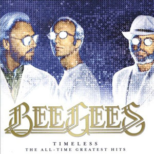 BEE GEES – TIMELESS – THE ALL-TIME GREATEST HITS (LP)
