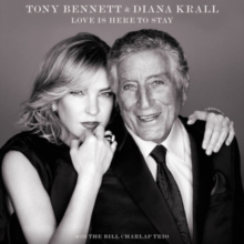 BENNETT, TONY & DIANA KRALL – LOVE IS HERE TO STAY (CD)