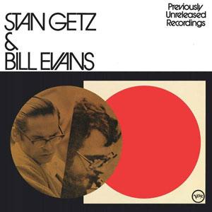 GETZ, STAN & BILL EVANS – STAN GETZ & BILL EVANS (LP)