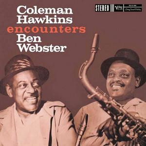 HAWKINS, COLEMAN & BEN WE – COLEMAN HAWKINS ENCOUNTERS BEN WEBSTER (LP)