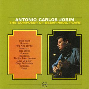 JOBIM, ANTONIO CARLOS – COMPOSER OF DESAFINADO PLAYS (LP)