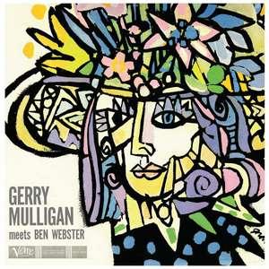 MULLIGAN, GERRY – MEETS BEN WEBSTER (LP)