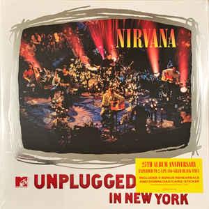 NIRVANA – MTV UNPLUGGED IN NEW YORK (2LP)