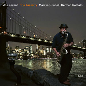 LOVANO, JOE – TRIO TAPESTRY (LP)