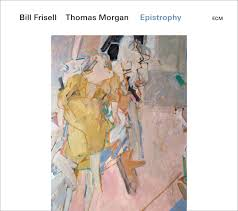 FRISELL, BILL/THOMAS MORGAN – EPISTROPHY (2xLP)