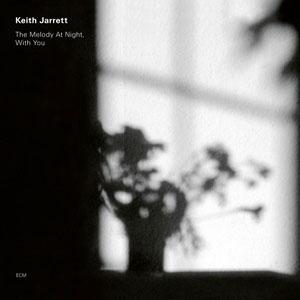 KEITH JARRETT: THE MELODY AT NIGHT … –  (LP)