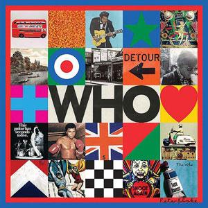 WHO – WHO (CD)