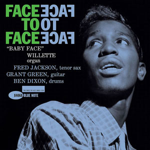 WILLETTE, BABY FACE – FACE TO FACE (LP)