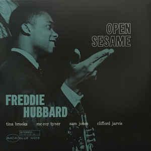 HUBBARD, FREDDIE – OPEN SESAME (LP)
