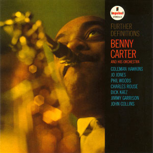 CARTER, BENNY – FURTHER DEFINITIONS (LP)
