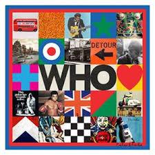 WHO – WHO (LP)