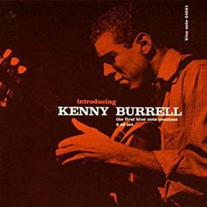 BURRELL, KENNY – INTRODUCING KENNY BURRELL (LP)