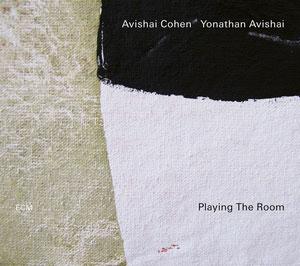 COHEN, AVISHAI/YONATHAN A – PLAYING THE ROOM (CD)