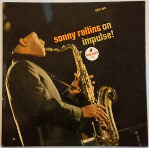 ROLLINS, SONNY – SONNY ROLLINS – ON IMPULSE! (LP)