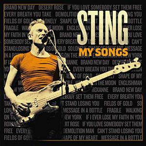STING – MY SONGS (2xLP)