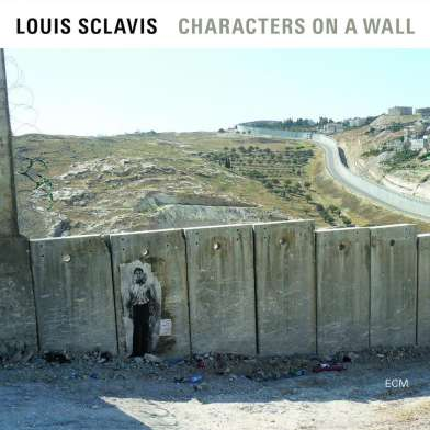 LOUIS SCLAVIS QUARTET: CHARACTERS ON A WALL –  (CD)