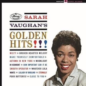 VAUGHAN, SARAH – GOLDEN HITS (LP)