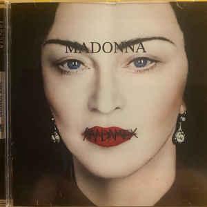 MADONNA MADAME X CD UNIV RO & BG X-ANIM –  (CD)